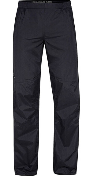 VAUDE M's Spray Pants III Black